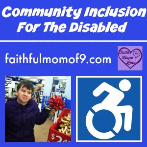 Blog Community Inclusion