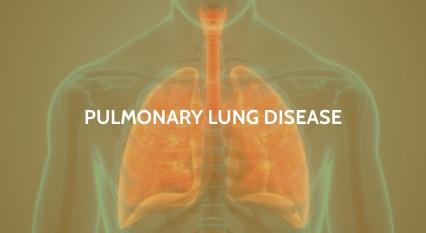 Pulmonary Lung Disease